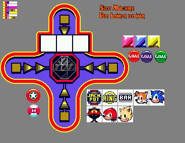 Sonic the hedgehog slot machine rene charles angelil joue au poker