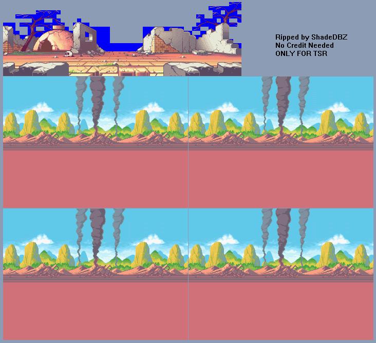 Game Boy Advance Dragon Ball Advanced Adventure Fire Mountain